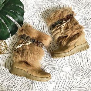 Bear Paw • Kola II Vegan Suede Boots
